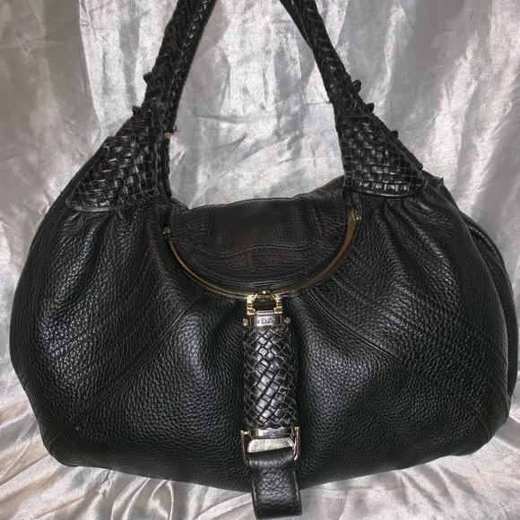 Fendi Handbags - Vintage Fendi Spy Bag